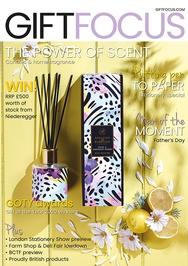 Issue 118 of Gift Focus magazine