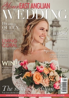 Issue 35 of Your East Anglian Wedding magazine