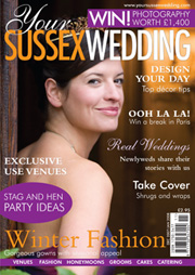 Your Sussex Wedding - Issue 10
