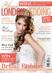 Your London Wedding - Issue 6
