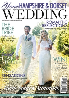 Issue 74 of Your Hampshire and Dorset Wedding magazine
