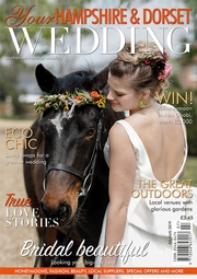 Visit the Your Hampshire & Dorset Wedding magazine website