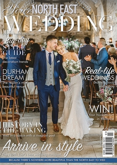 View Previous Issues Of Your North East Wedding Magazine