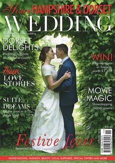 Issue 77 of Your Hampshire and Dorset Wedding magazine