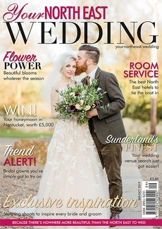 Issue 34 of Your North East Wedding magazine
