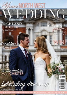 Issue 56 of Your North West Wedding magazine