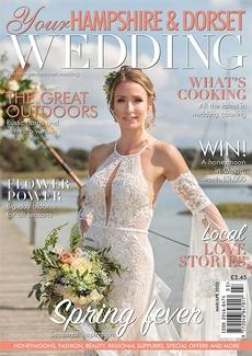 Issue 79 of Your Hampshire and Dorset Wedding magazine