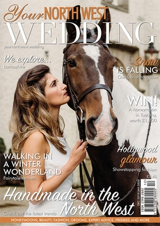 Issue 59 of Your North West Wedding magazine