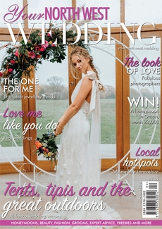 Issue 61 of Your North West Wedding magazine