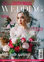Subscribe to Your South Wales Wedding magazine