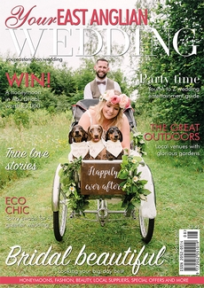 Issue 38 of Your East Anglian Wedding magazine