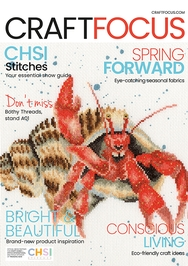 Issue 77 of Craft Focus magazine