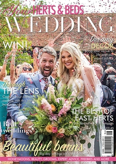 Issue 74 of Your Herts and Beds Wedding magazine
