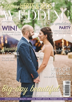 Issue 75 of Your Herts and Beds Wedding magazine