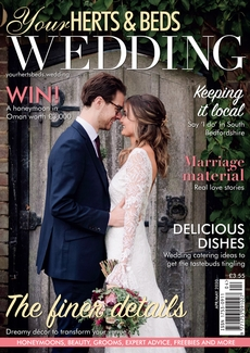 Issue 79 of Your Herts and Beds Wedding magazine