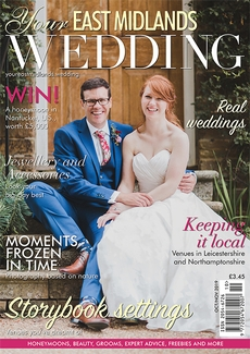 Issue 34 of Your East Midlands Wedding magazine