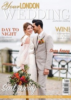 Issue 70 of Your London Wedding magazine