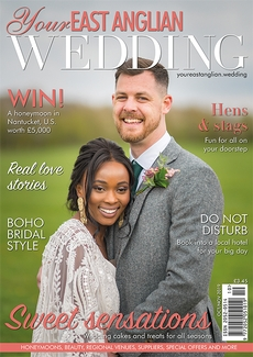 Issue 39 of Your East Anglian Wedding magazine