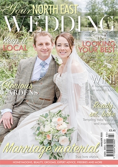 Issue 37 of Your North East Wedding magazine
