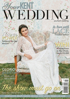 Issue 85 of Your Kent Wedding magazine
