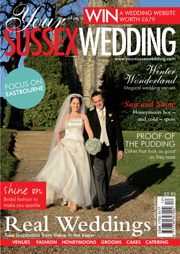 Your Sussex Wedding - Issue 16