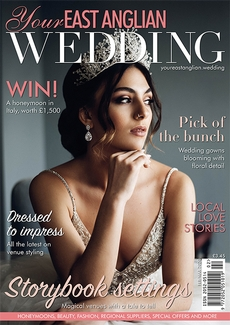 Issue 41 of Your East Anglian Wedding magazine