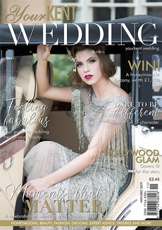 Issue 87 of Your Kent Wedding magazine