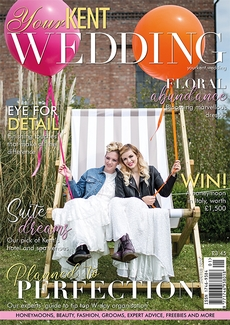 Issue 88 of Your Kent Wedding magazine