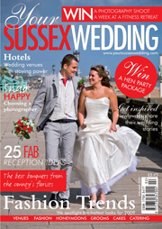 Your Sussex Wedding - Issue 17