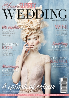 Issue 77 of Your Surrey Wedding magazine