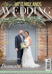 Your West Midlands Wedding magazine