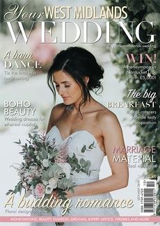 Issue 64 of Your West Midlands Wedding magazine