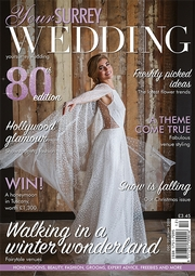 Subscribe to Your Surrey Wedding magazine
