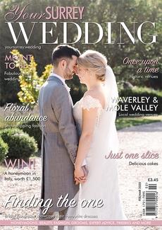 Issue 81 of Your Surrey Wedding magazine