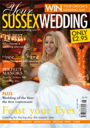 Your Sussex Wedding - Issue 19