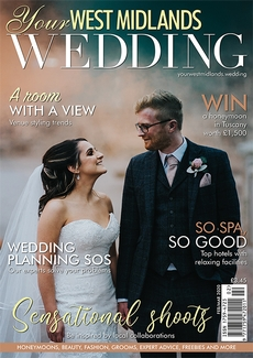 Issue 66 of Your West Midlands Wedding magazine