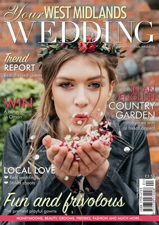 Issue 67 of Your West Midlands Wedding magazine