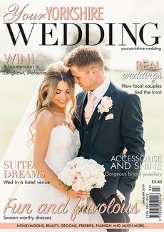 Issue 35 of Your Yorkshire Wedding magazine