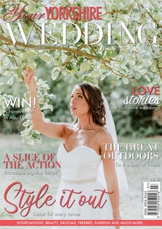 Issue 37 of Your Yorkshire Wedding magazine