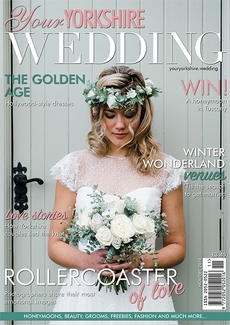 Issue 39 of Your Yorkshire Wedding magazine