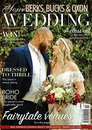 Subscribe to Your Berks, Bucks & Oxon Wedding magazine