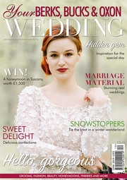 Subscribe to Your Berks, Bucks & Oxon Wedding magazine