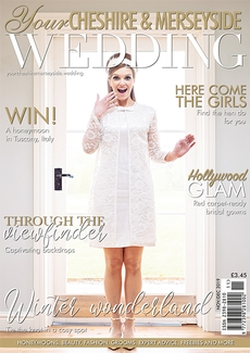 Issue 48 of Your Cheshire & Merseyside Wedding magazine