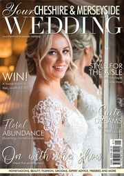 Subscribe to Your Cheshire & Merseyside Wedding magazine