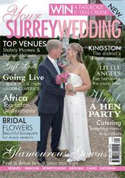 Your Surrey Wedding - Issue 1