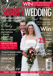 Your Surrey Wedding - Issue 2