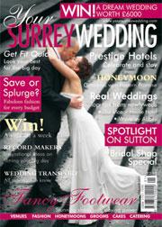Your Surrey Wedding - Issue 3