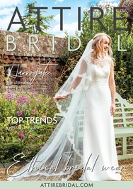 Issue 73 of Attire Bridal magazine
