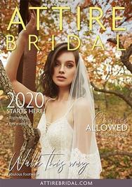 Issue 74 of Attire Bridal magazine