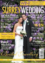 Your Surrey Wedding - Issue 4